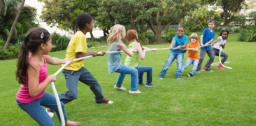 Estímulo da prática de Atividade Física nas Crianças