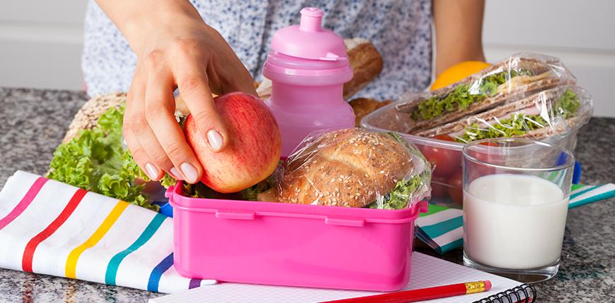 Volta às aulas – O que levar de lanche?