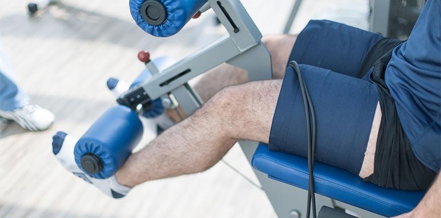Os benefícios na osteoartrite de joelho do treinamento de resistência com o método de oclusão vascular