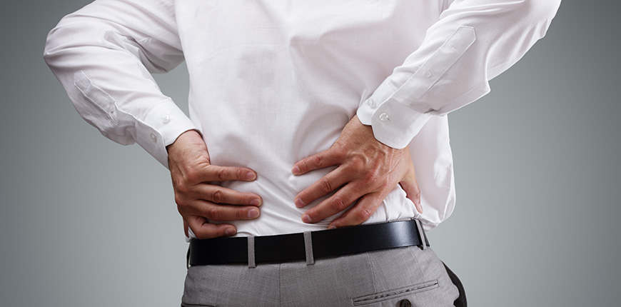 Dor nas costas: Cuidado, o problema pode ser o quadril!