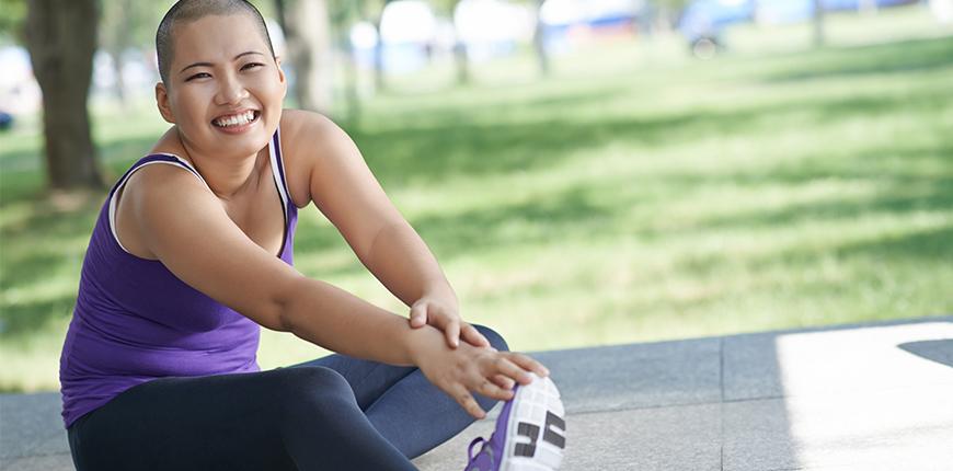 O Exercício Físico melhora a atenção e memória de pacientes com Câncer de mama